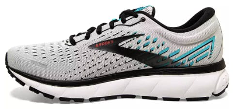 Brooks Ghost 13 Herren Grau