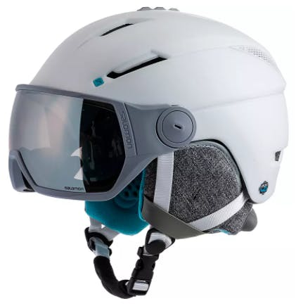 Salomon Icon Visor Skihelm