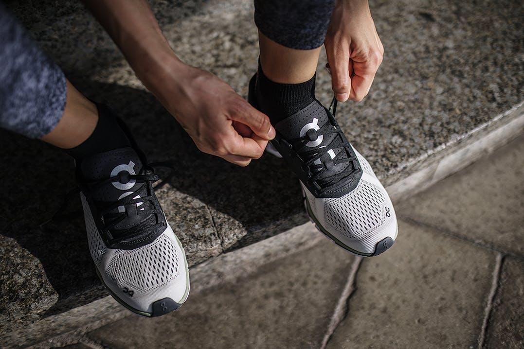 Schnürtechniken: Laufschuhe richtige schnüren