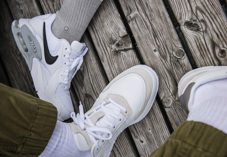 Weiß, bulky, Retro: Sneaker Trends im Herbst 2020