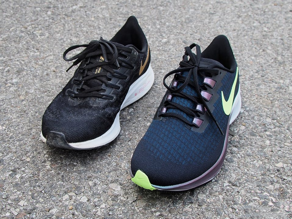 Nike Pegasus 37 vs. 36