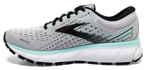 Brooks Ghost 13 Damen Grau