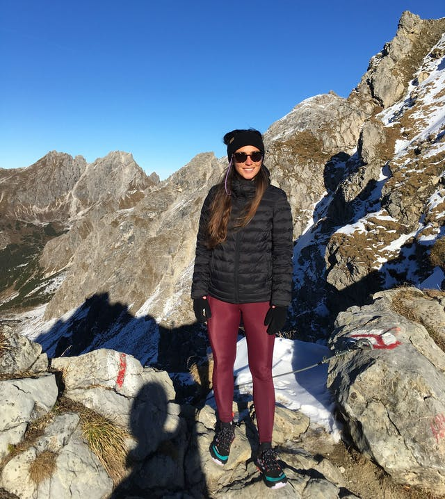adidas Terrex Free Hiker beim Wandern