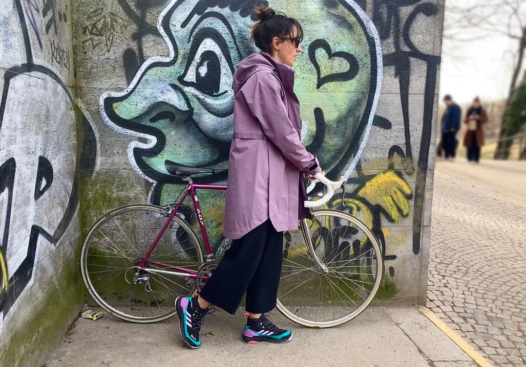 Streetstyle mit dem adidas Terrex Free Hiker