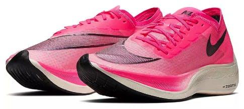 Nike Vaporfly pink