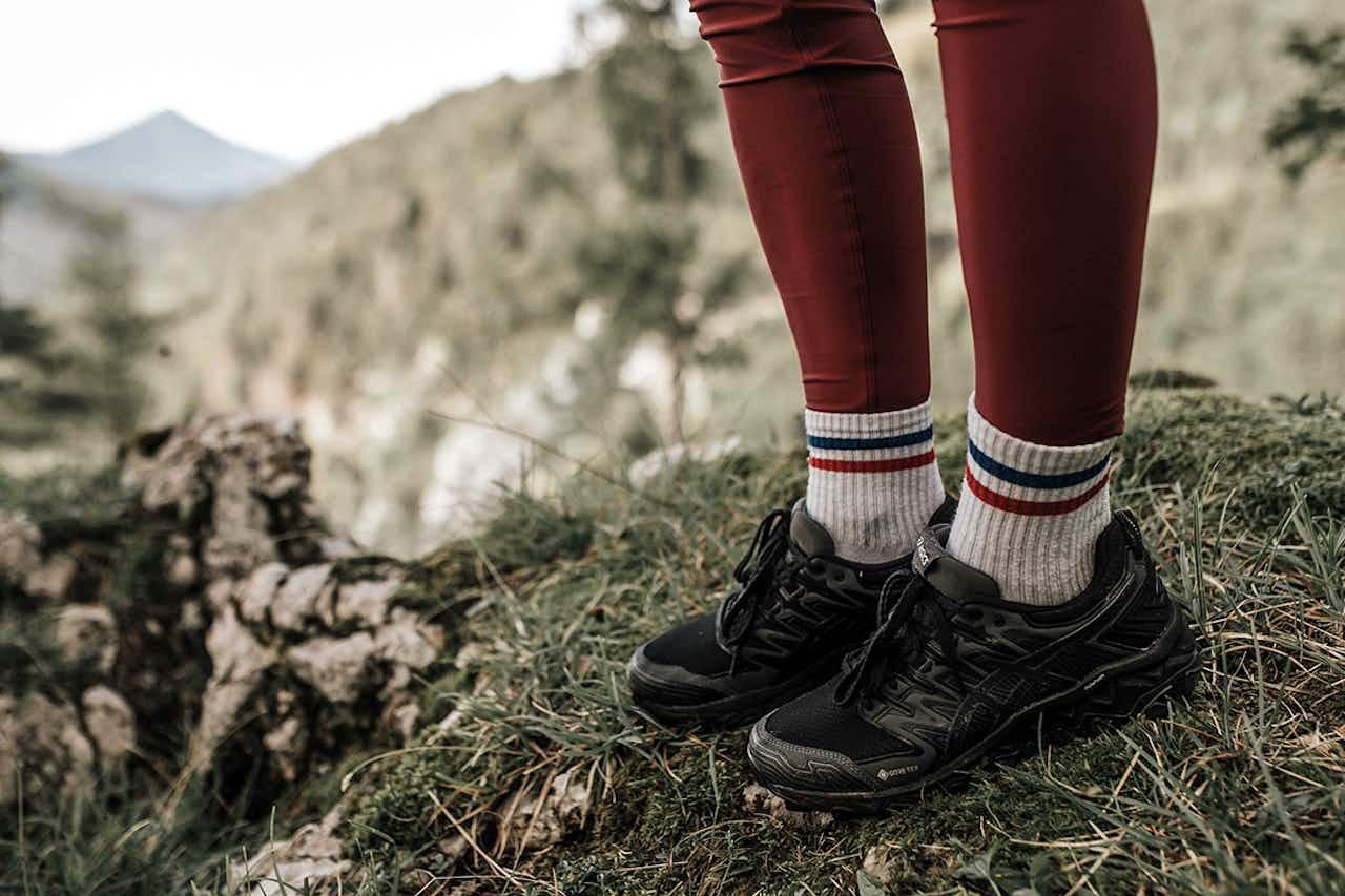 Wandern in Trailrunningschuhen