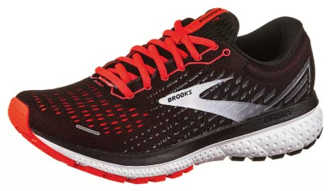 Brooks Ghost 13 Damen Rot