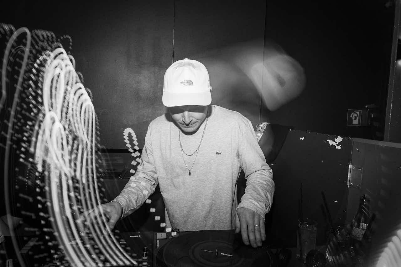 DJ Kidd Salute in Action