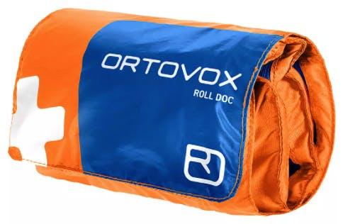 ORTOVOX ROLL DOC - ERSTE HILFE SET SHOCKING ORANGE