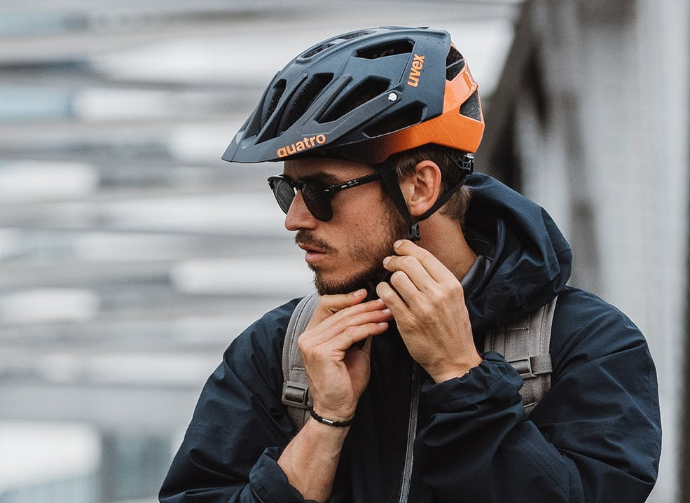 Fahrradhelm Uvex
