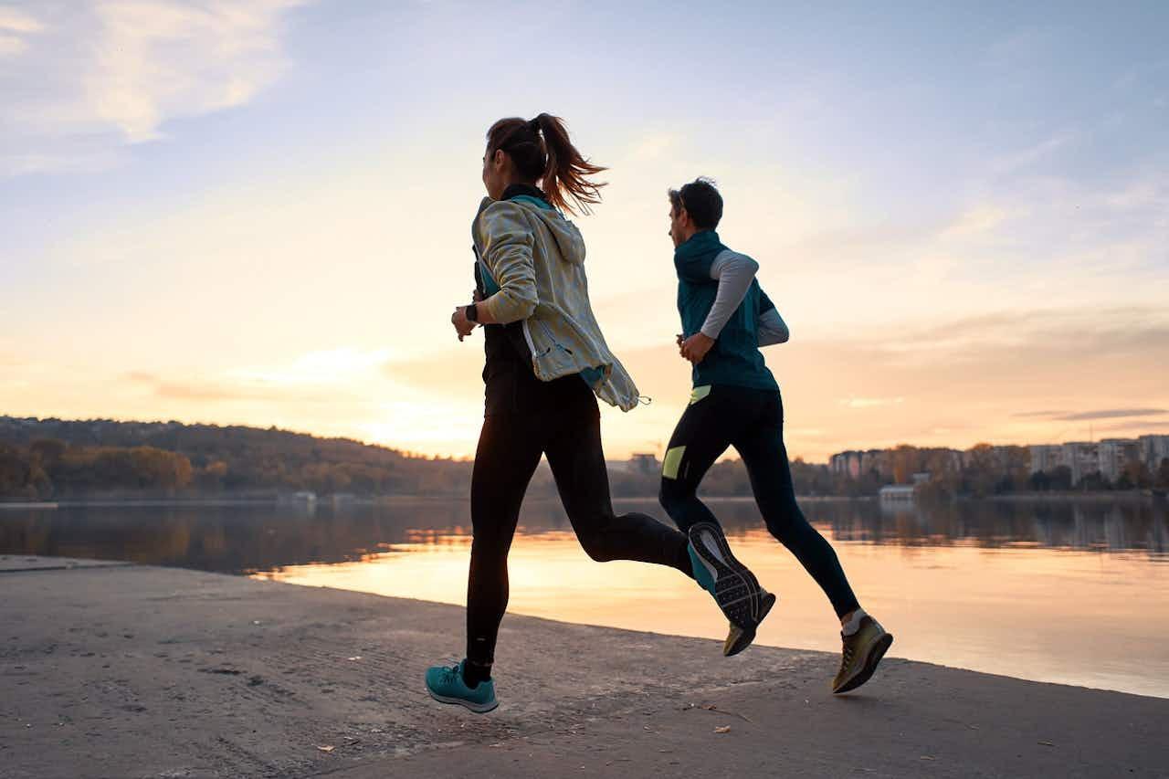 Motiviert bleiben trotz Corona bedingter Laufabsage