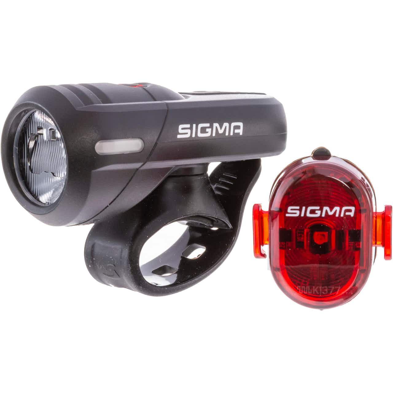 SIGMA AURA 45 USB NUGGET II RL K-SET Fahrradbeleuchtung