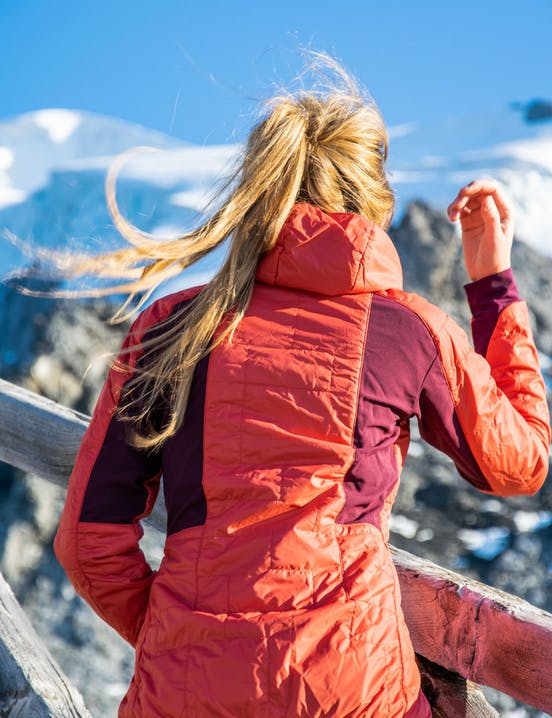 Swisswool Jacke von Ortovox