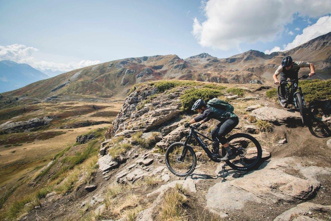Scott Bike und Scott Mountainbike