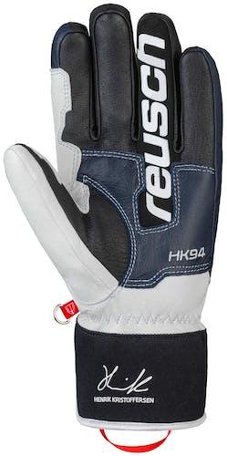 REUSCH Henrik Kristoffersen - guanti da sci - uomo