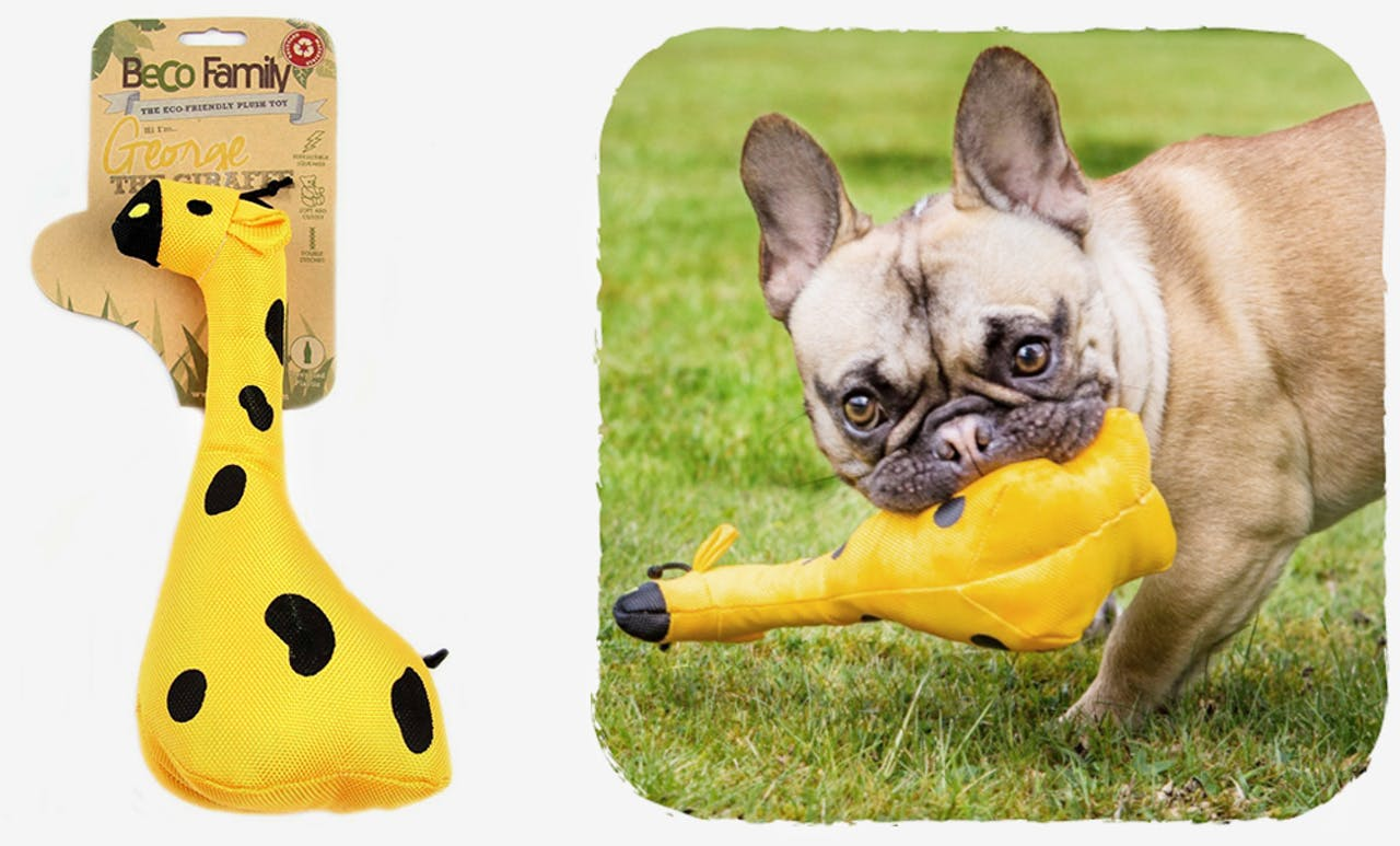 Beco Pet products Giraffe