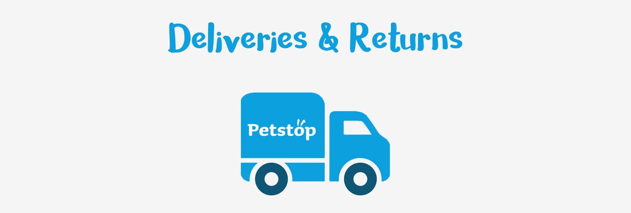 Petstop Deliveries And Returns