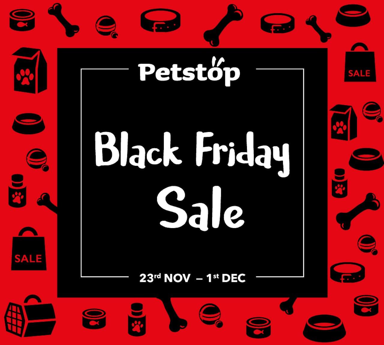 Petstop Black Friday Sale