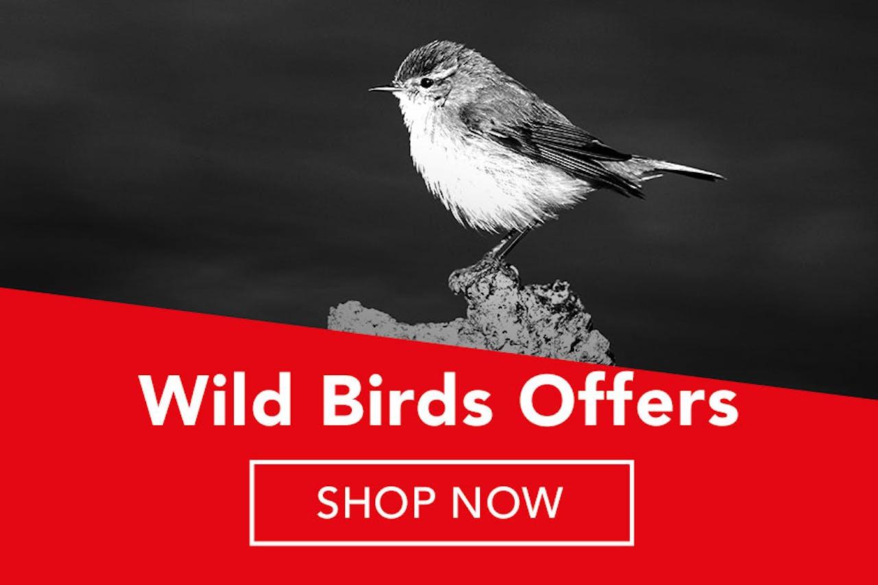 Petstop Black Friday Sale - Wild Bird Products