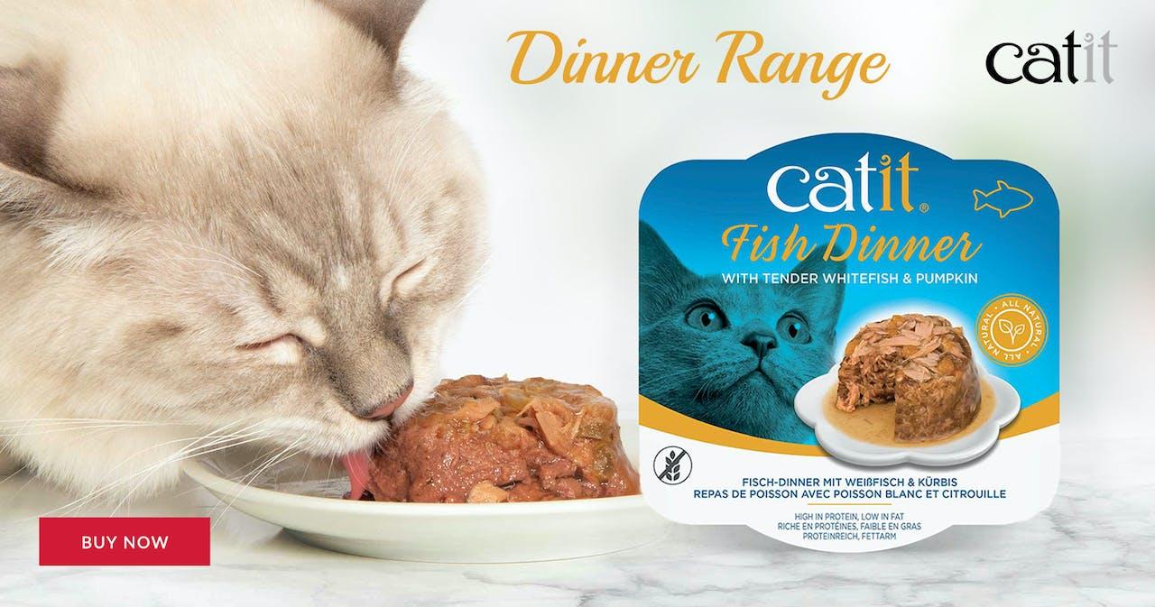 CatIt Dinner Cat Food