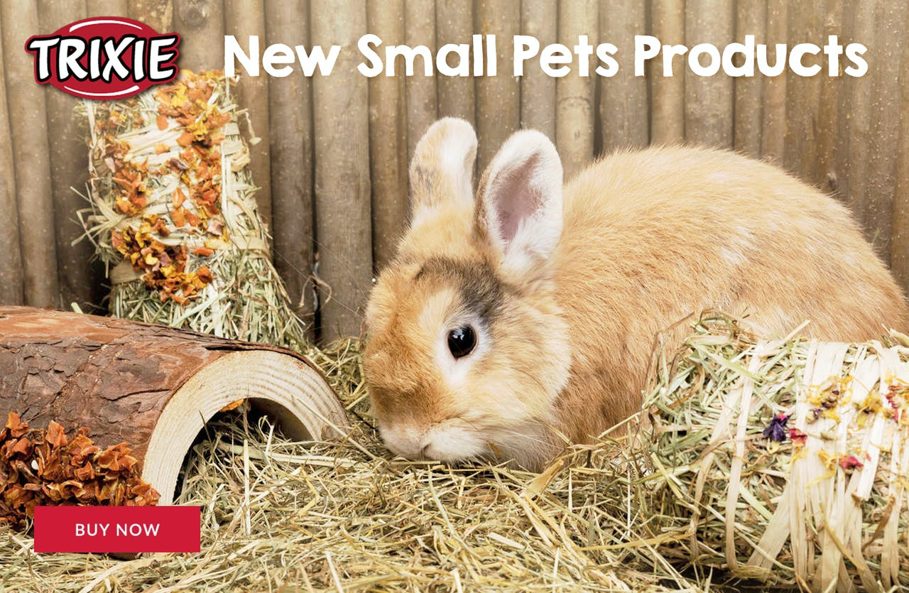 Trixie Small Pets new products