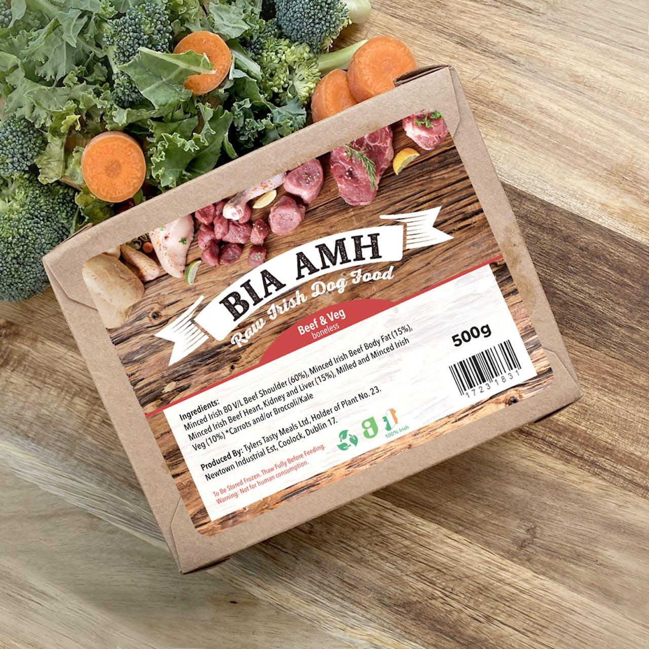 BIA AMH - BEEF & VEG
