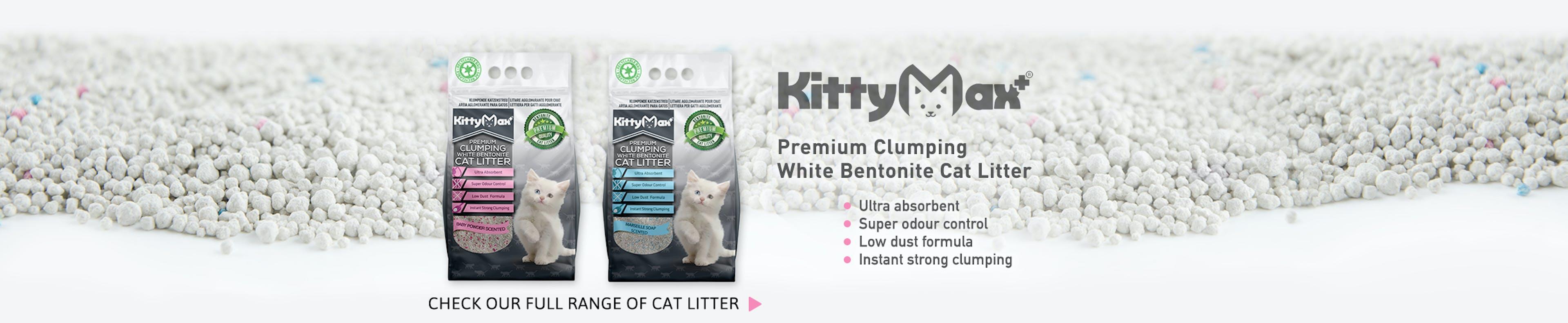 Kitty Max - Cat Litter