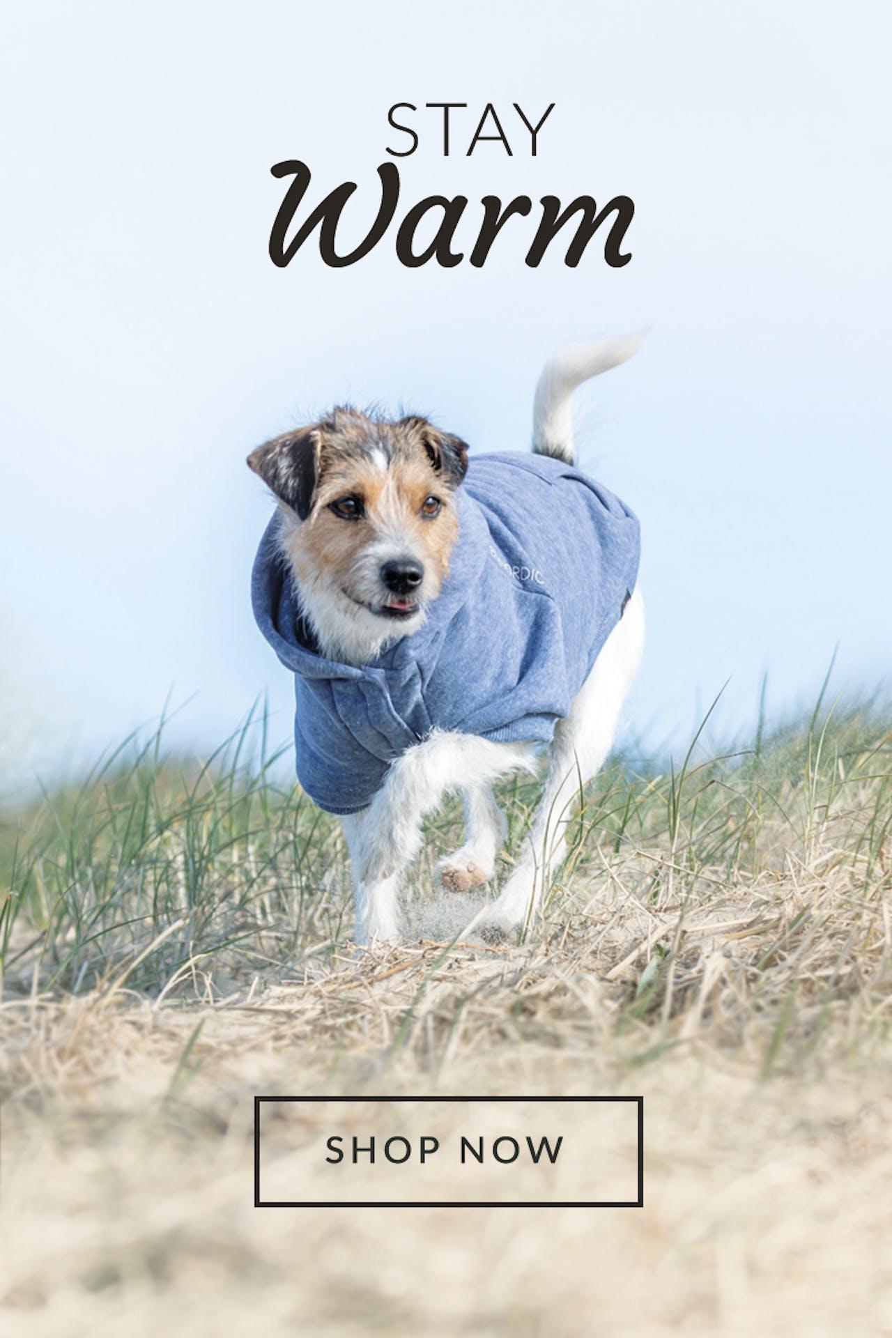 Petstop - Stay Warm - Dog Coats & Jumpers