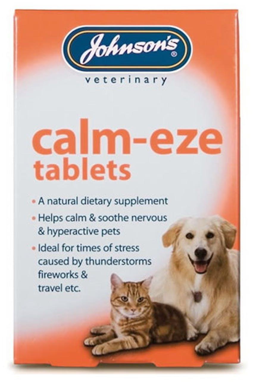Johnson's Calm-Eze Tablets