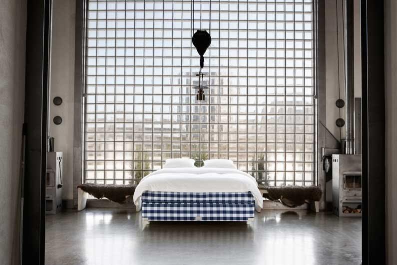 Hästens-Betten garantieren Ihnen einen erholsamen Schlaf.