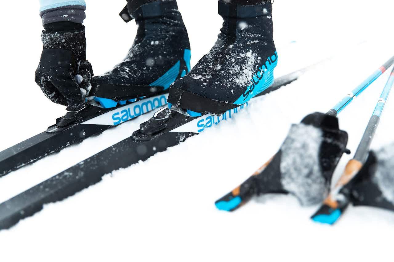 Skilanglaufschuhe