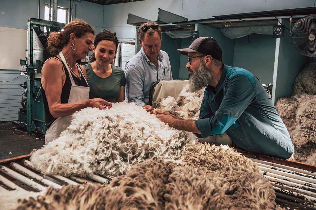 Swisswool Wolle