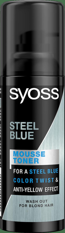 Mousse Toner STEEL BLUE pack shot