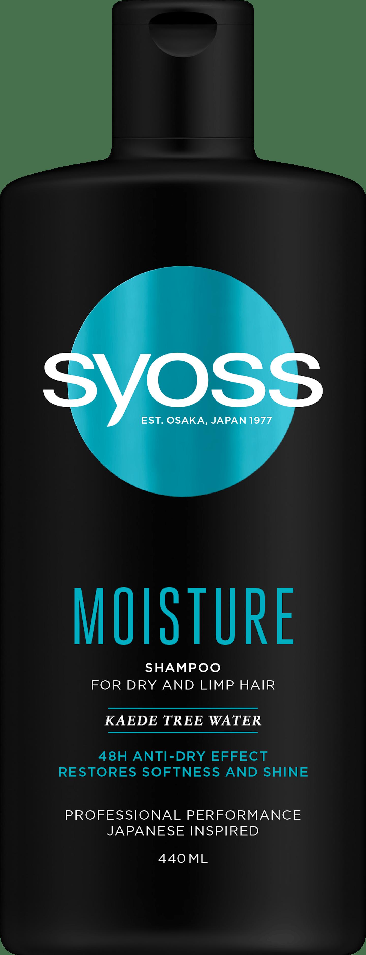 Moisture šampon