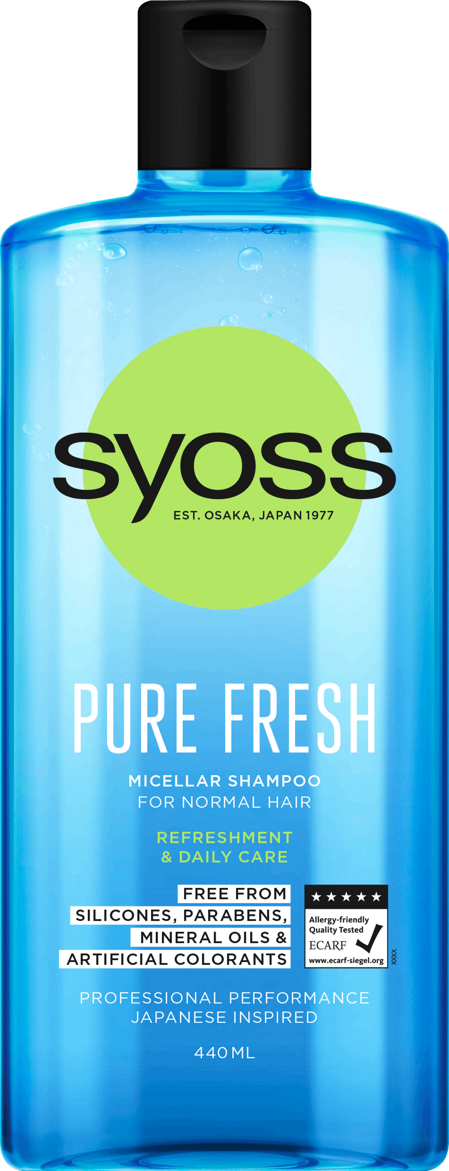 Pure Fresh Shampoo
