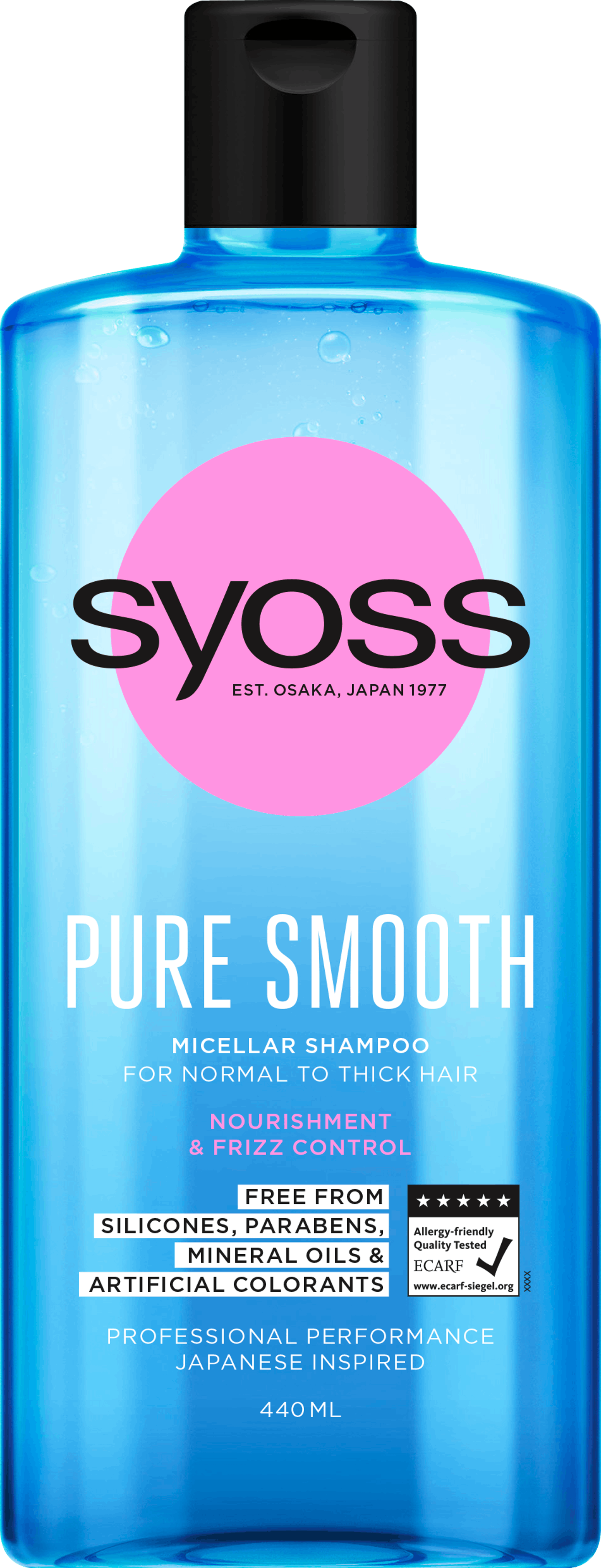 Pure Smooth Shampoo