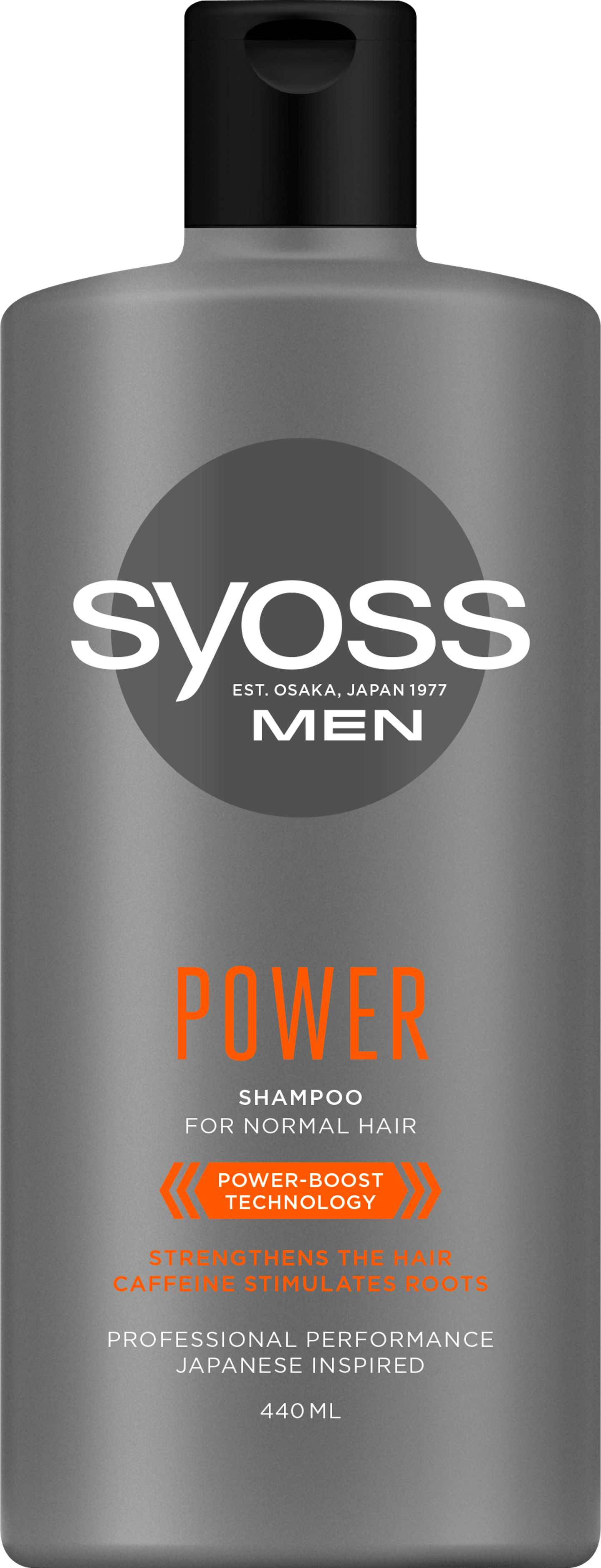 Men Power Shampoo