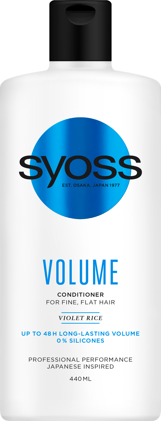 Syoss Volume Conditioner pack shot