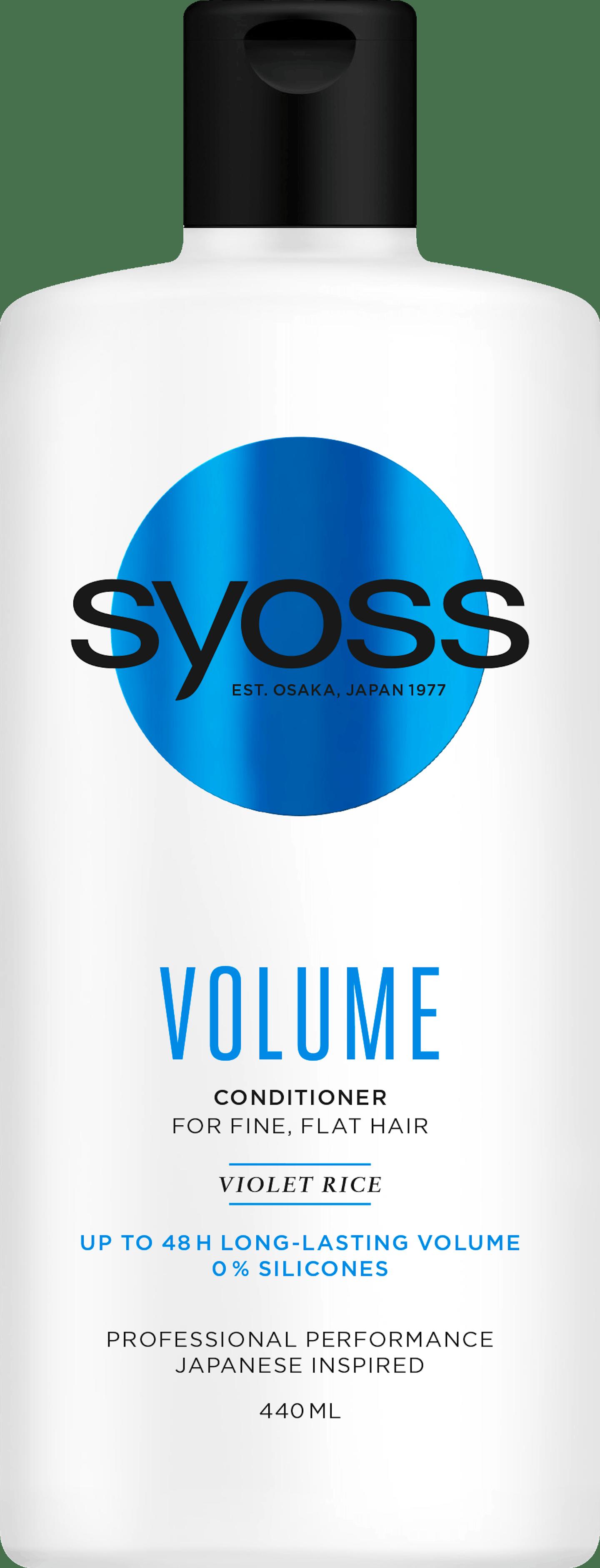 Odżywka Syoss Volume pack shot