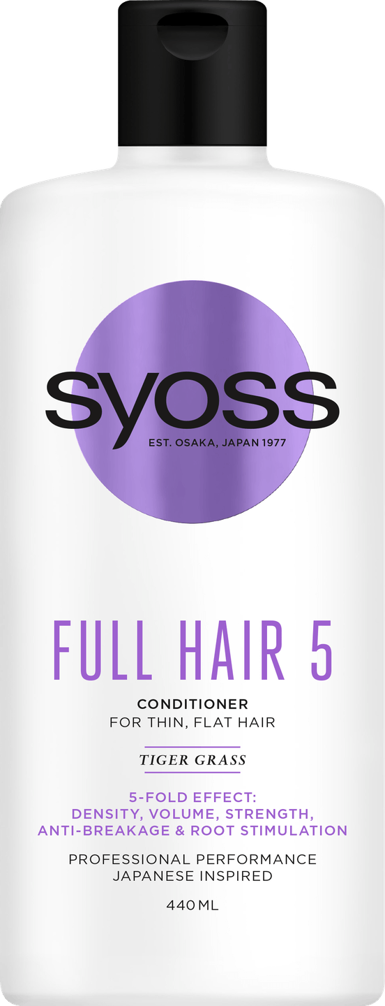 Syoss Full Hair 5 Conditioner pack shot