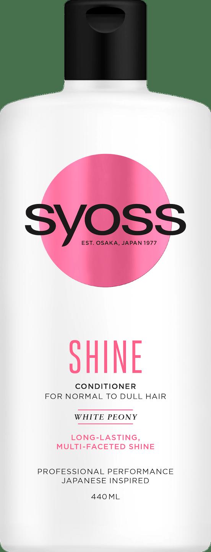Syoss Shine Conditioner pack shot