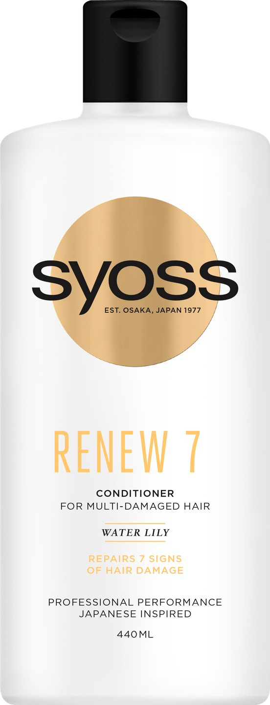 Syoss Renew 7 Conditioner pack shot