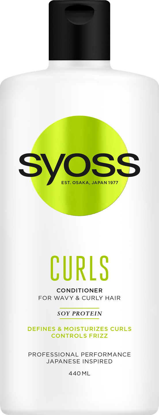 Syoss Curl Me Conditioner pack shot