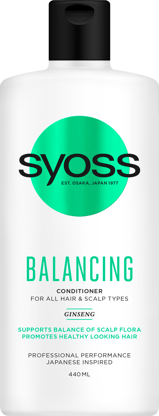 Syoss Balancing Conditioner pack shot