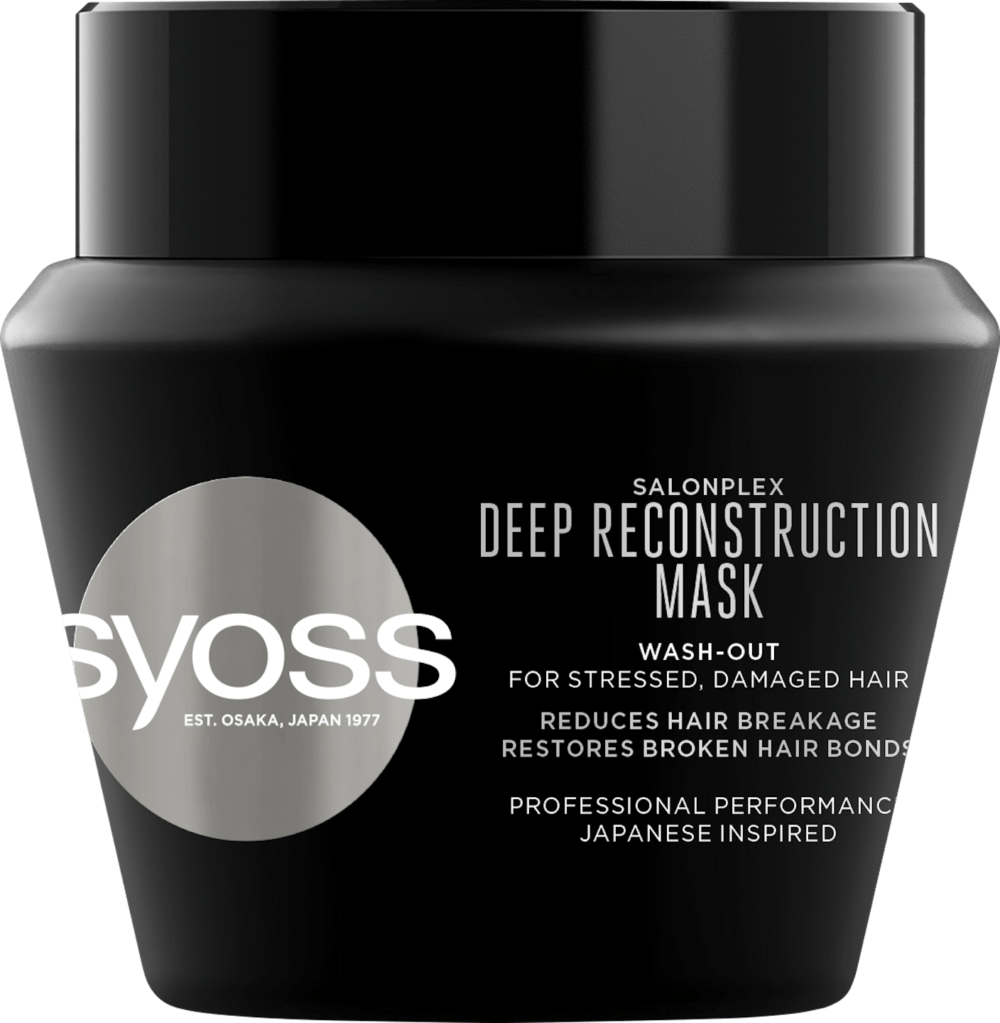 Syoss Salonplex Deep Reconstruction Mask pack shot