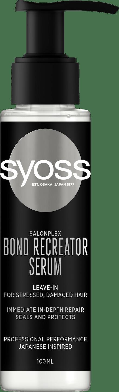 Syoss Salonplex Recreator Serum pack shot