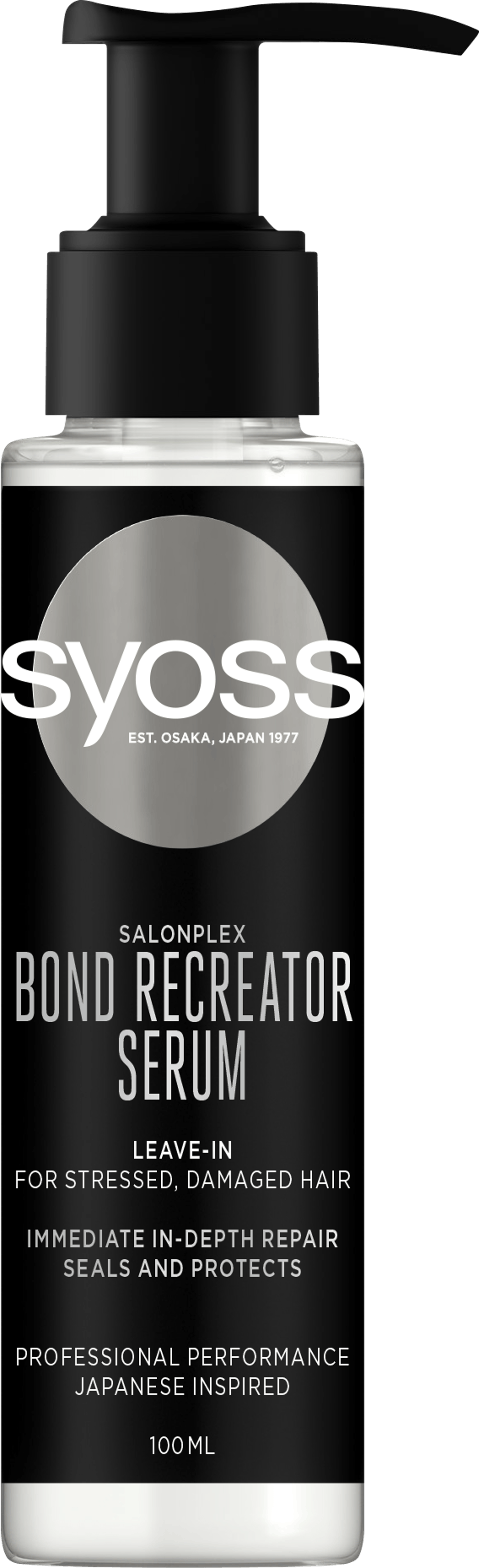 Salonplex Bond Recreator Serum