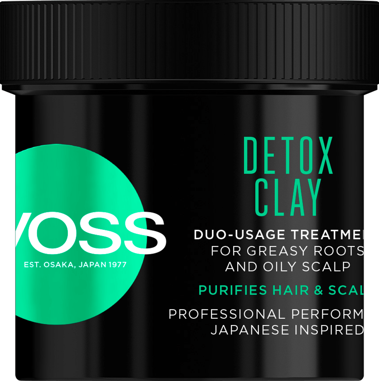 Syoss Detox Clay Детоксикираща маска pack shot