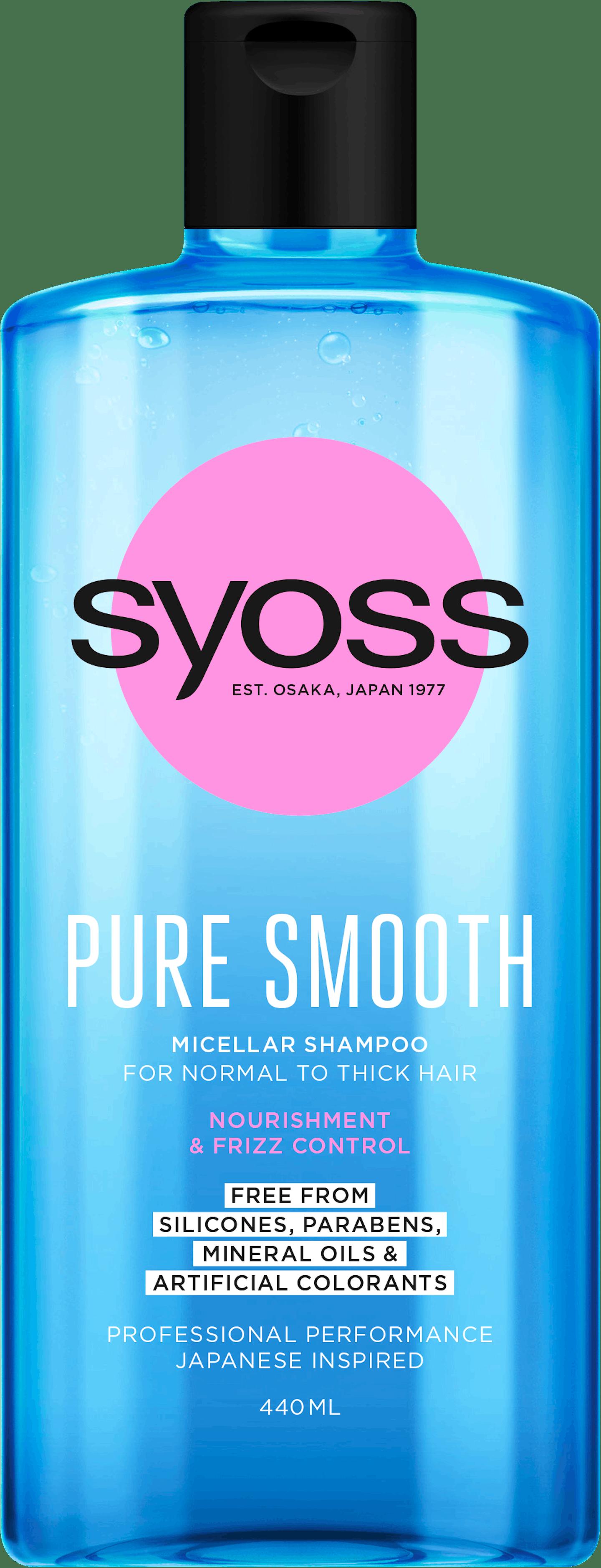 Pure Smooth Shampoo