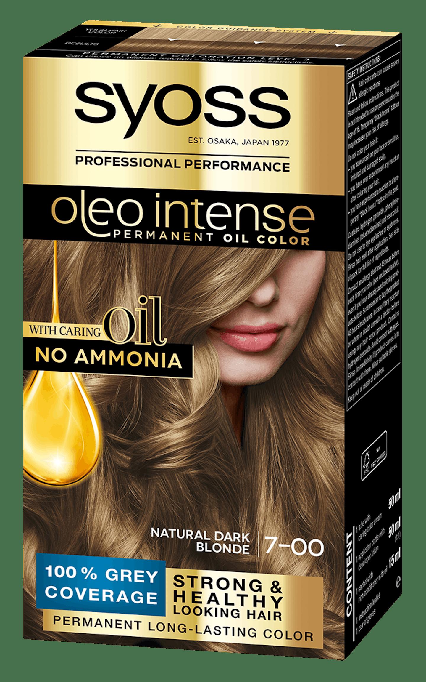 Natural Dark Blond 7-00
